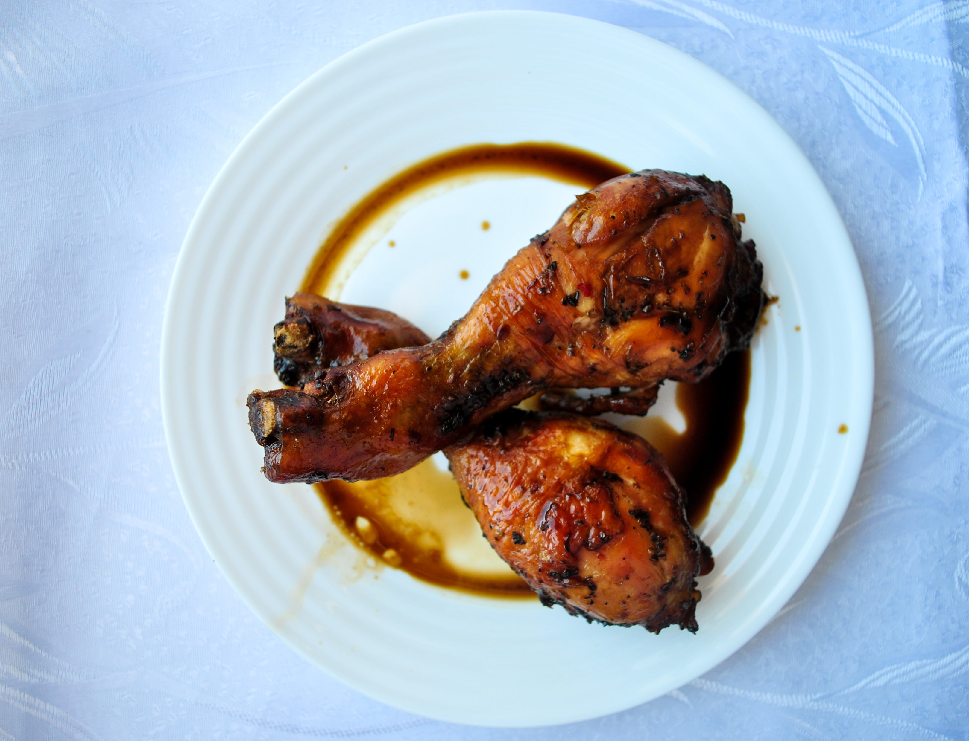 Chicken cooked in brown ale 1-min