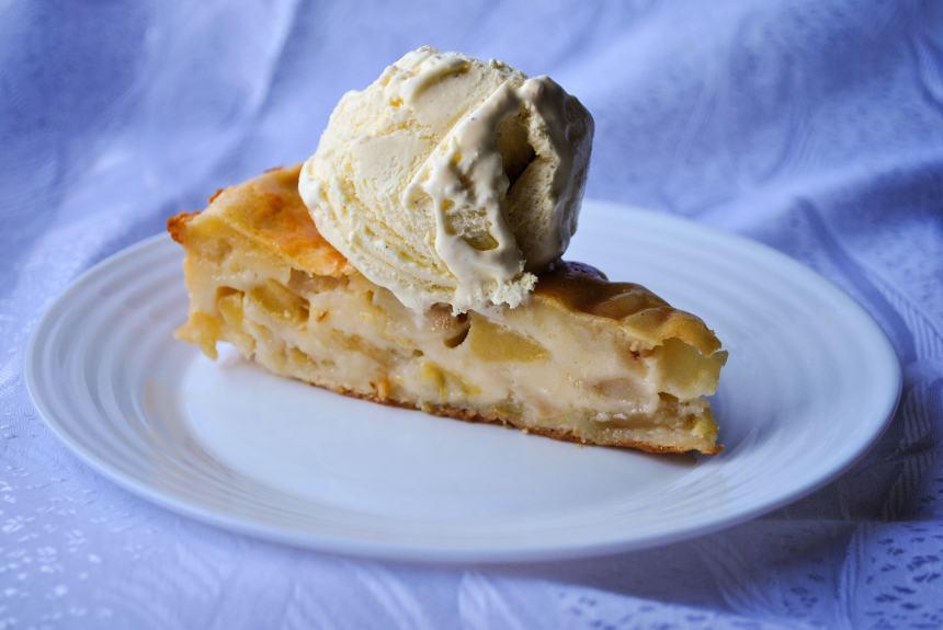 Prăjitură cu mere și lămâie 2-min